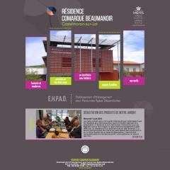 Résidence Comarque Beaumanoir - Castelmoron sur Lot